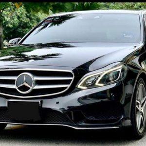 44 Mercedes Benz E250