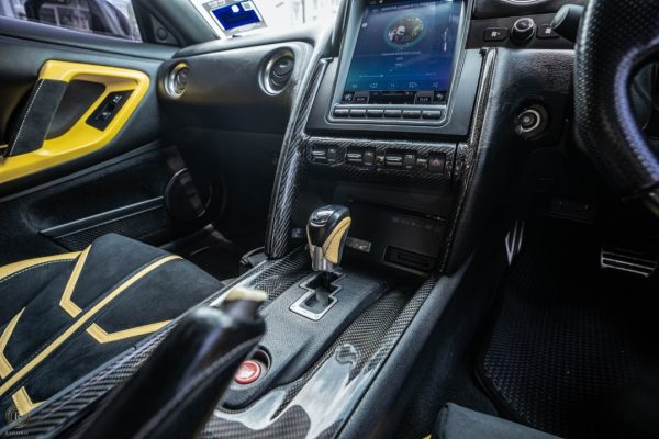 Rent a Nissan GTR35 in KL/Malaysia