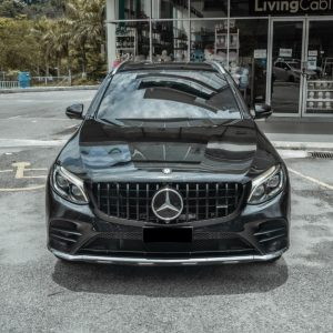Rent a Mercedes Benz GLC250 in KL/Malaysia