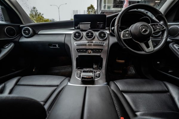 Rent a Mercedes C200 year 2020 in KL/Malaysia