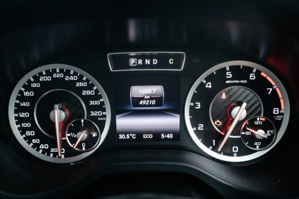 Rent a Mercedes AMG A45 in KL/Malaysia