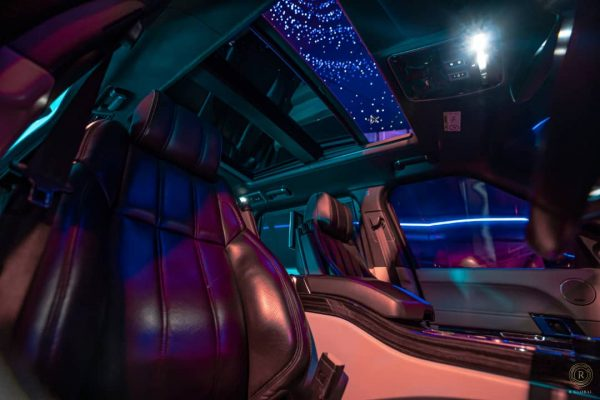 Rent a Range Rover Vogue Lumma CLR SR Edition in KL/Malaysia