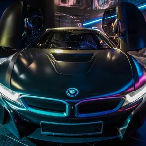 Rent a BMW i8 in KL/Malaysia