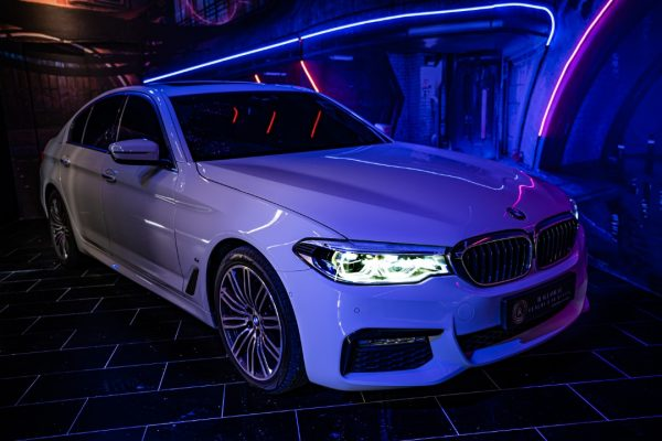 Rent a BMW 530i in KL/Malaysia