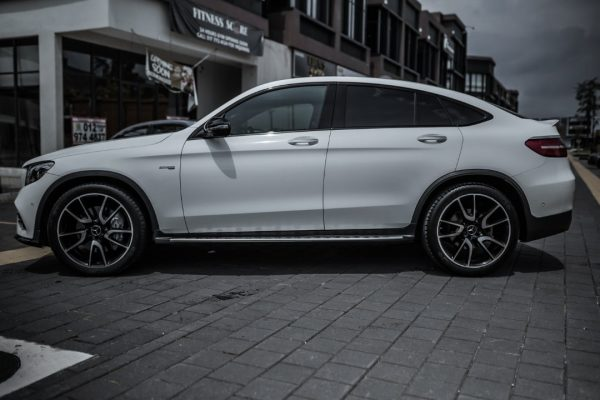 Rent a Mercedes AMG GLC43 coupe in KL/Malaysia