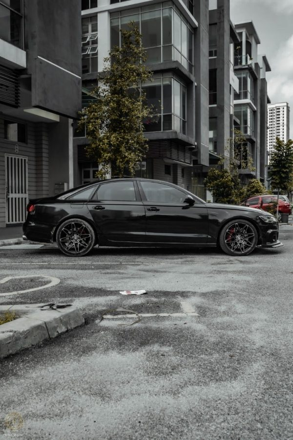 Rent a Audi A6 convert RS6 in KL/Malaysia