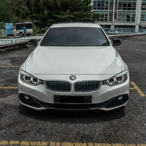 Rent a BMW 420i in KL/Malaysia