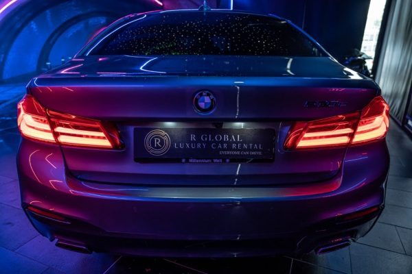 Rent a BMW 530e in KL/Malaysia